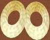 Gold Couple Swim Ring