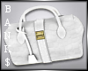 All White Party Bag