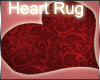 +SweetHeart Heart Rug+