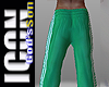 LG1  Green Sweats