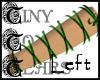TTT Tied Up ~ Green L