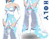 Sapphire Angel LongDress