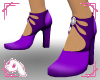 Dragonfly Shoes Purple