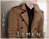 [Is] Trench Coat Beige