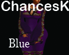 African Shth Blue Bmxxl