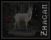 [Z] TAL Deer Statue