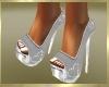 Diamond Heart Heels