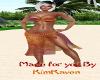 Bikini with sarong