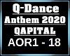 Q-Dance Anthem 2020