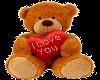 Valentine Bear #1