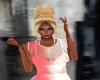 Ajastha Blonde 2