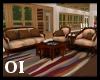 *OI* Cabin Sofa Set
