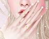 n| Zyra Nails + Rings
