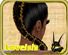 Cleo Braid Black gold