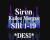 D! Siren-SIR
