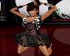 ~sh~Ruffled Dress