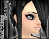 [m] Black Seira Hair