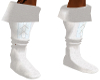 White Bard Boot (M)
