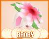 Flora Flower Hat