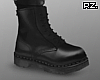 rz. Leather Boots