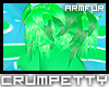 [C] Neon Green arm fur