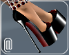 @ Lady Heart Red Heels