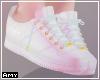 ! White cute sneakers