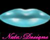 blue lipstick small