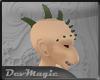 *dm* Dragon Horns Green