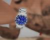 $ Blue Face Rolex