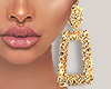 I│Gold Earrings