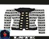 Stripe Balmain Jacket