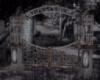 Cemetery Entrance Gate