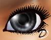 Unisex Black Pool Eyes