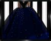 {D} BLUE Dress