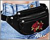 n| F Waist Pack Roses