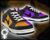 Orange/Purple Dunks [F]