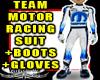 VG MOTOR race FIRE suit