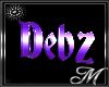 Debz Sign - Request