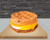 SF: Waffle Sausage