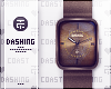 D. Bronze Watch Unisex.