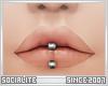 !0h! Zeta Lip Pierce