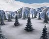 Gentle Snow Photo Room