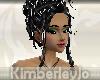 Troi Black& White Hair