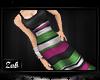 :Z| Striped Dress C