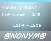 @SIMONOSHINE-LASTSUN2/3