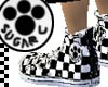 SC - Checkered Sneakers