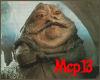 Jabba The Hut Sticker