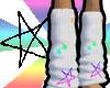 [ JK ] Baggy Star Socks