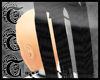 TTT Black Crimp StixTail